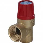 """Клапан предохранительный Stout SVH для систем отопления, 1/2""""x3/4"""", 2.5 бара (SVS-0001-002515)"""