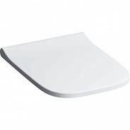 Крышка-сиденье для унитаза Geberit Smyle Square (500.237.01.1)
