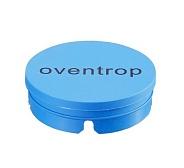 Oventrop крышка синяя (10 шт.) для шаровых кранов Ду 10/15 (для маркировки трубопровода)