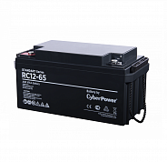 Аккумуляторная батарея для ИБП SS CyberPower RС 12-65 (арт. RС 12-65)
