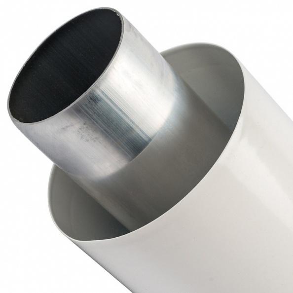 Комплект дымохода Stout DN 60/100 длина 850 мм (для котлов Bosh, Buderus) (арт. SCA-6010-240850)