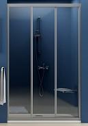 Душевая дверь Ravak ASDP3 (00VG0102ZG) (120 см) стекло Grape, профиль белый