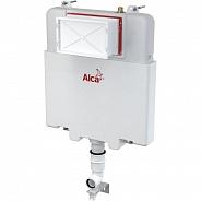 Смывной бачок Alcaplast Slim (AM1112) скрытого монтажа