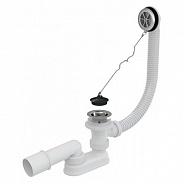 Слив-перелив для ванны AlcaPlast (A501)