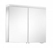 Зеркальный шкаф с двойной подсветкой 800х700х150 мм Keuco Royal Reflex.2 (24203 171301)
