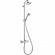 Душевая система Hansgrohe Croma Showerpipe 160 хром (27135000)