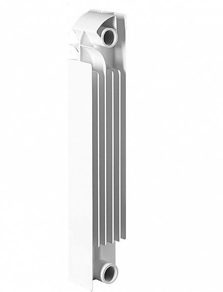 Биметаллический радиатор Global Style Plus 500, 1 секция, боковое подключение