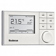 Пульт управления Buderus RC310 белый (арт. 7738111128)