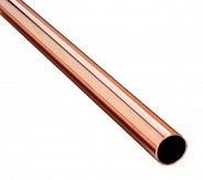 Труба медная неотожженная WIELAND Sanco 15х1 мм (штанга 2.5 м) (433415100)