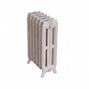 Чугунный ретро-радиатор Exemet Mirabella 450/300 1 секция, размер с ножками 450x240x75 мм