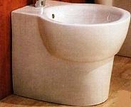 Чаша для напольного унитаза Jacob Delafon Ove (19967W) (удлинненый)