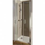 Душевая дверь Jacob Delafon Contra (90 см) (прозрачное стекло) (распашный)