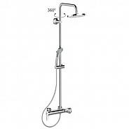 Душевая система Ideal Standard Idealrain Eco (B1377AA)