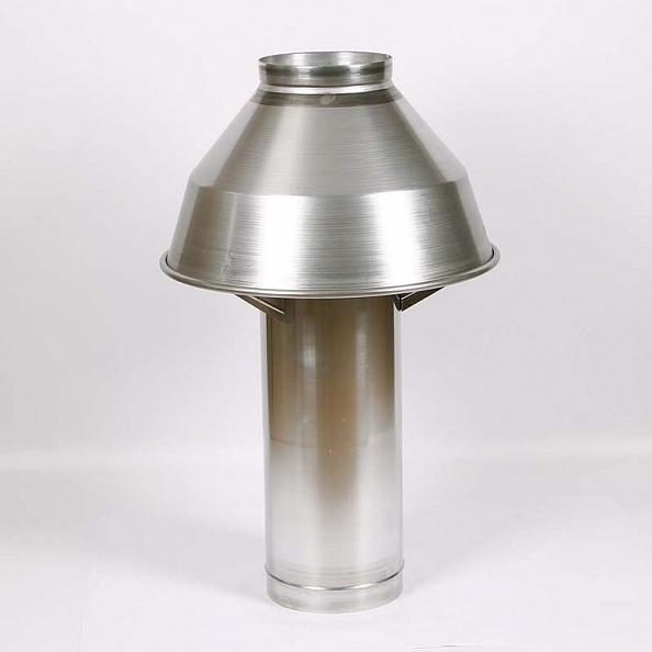 Вытяжной колпак BAXI для котла Slim 1620 iN, диаметр 180 мм (арт. KHW71406891)