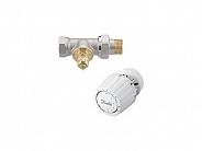 Danfoss (Данфосс) Комплект терморегулятора прямой для однотрубной системы отопления RA-G/RA 2994 (013G2184)