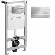 Инсталляция для подвесного унитаза Jacob Delafon Installation (E21928RU-CP) комплект
