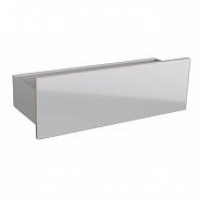 Стенная панель Geberit Acanto 450x148x160 мм, песчаное стекло (500.617.JL.2)