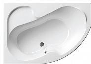 Акриловая ванна Ravak Rosa I (CK01000000) (150x105) левая