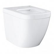 Унитаз напольный приставной Grohe Euro Ceramic 39339000 белый