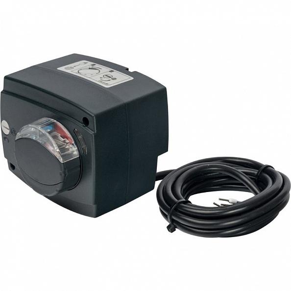 Сервопривод Stout для смесительных клапанов, ход 90°,AC24V DC 0-10V (SVM-0005-230016)