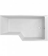 Акриловая ванна Jacob Delafon Bain Douche Neo (E6D000R-00) правосторонняя (160х90 см)