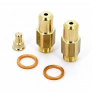 Комплект инжекторов для сжиженного газа BAXI Slim (1.230 Fi, 1.230 Fin, 1.230 i, 1.230 IN, 2.230 i) (JJJ 3607120)