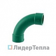 Baenninger Колено полипропиленовое 90° 40 мм (арт.G8002A40)