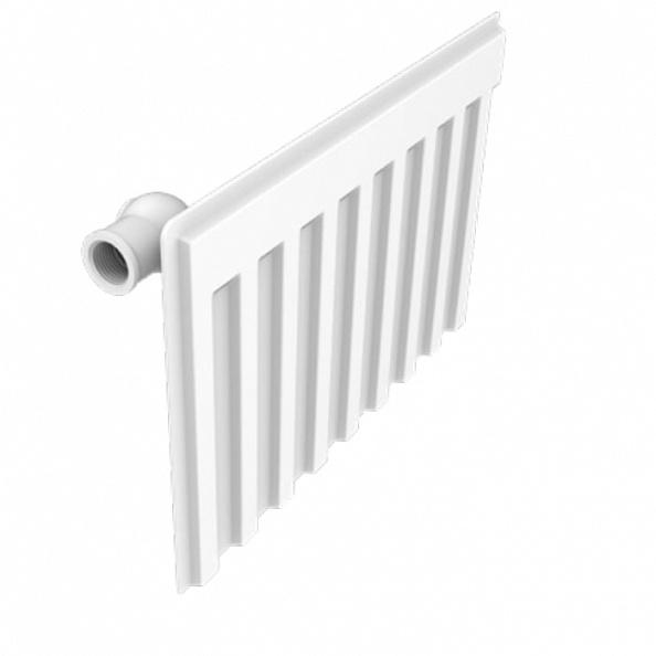 Стальной панельный радиатор SPL CV 10-3-10 (300х1000) с нижним подключением