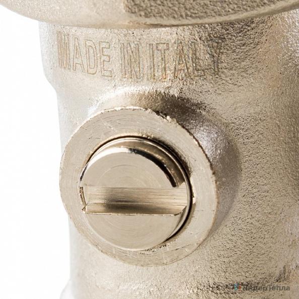 Узел Stout прямой 3/4 нижнего подключения радиатора для двухтрубной системы (арт. SVH 0002 000020)