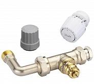 Danfoss (Данфосс) Комплект клапана для однотрубной системы RTR-KE и RTR7090 (013G2170)