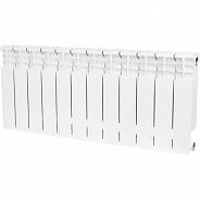 Радиатор биметаллический Stout Space 350 12 секций боковое подключение (SRB-0310-035012)