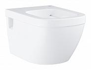 Унитаз подвесной безободковый Grohe Euro Ceramic белый (39538000)