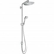 Душевая система Hansgrohe Croma Select 280 Reno 1jet showerpipe хром (26793000)