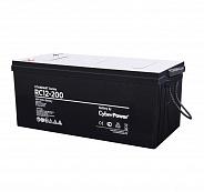 Аккумуляторная батарея для ИБП SS CyberPower RС 12-200 (арт. RС 12-200)