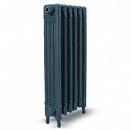 Чугунный ретро-радиатор Exemet Ardeco 800/660 1 секция, размер с ножками 800х146х55 мм