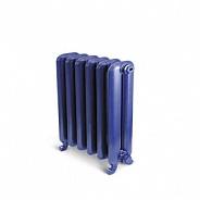 Чугунный ретро-радиатор Exemet Queen 640/500 1 секция, размер с ножками 640x165x70 мм