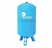 Гидроаккумулятор для водоснабжения Wester WAV 200 (top) вертикальный (арт. 0141510)