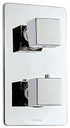 Смеситель для ванны и душа Bossini Cube New (Z00062.030) скрытого монтажа