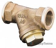 Фильтры грубой очистки воды Oventrop PN 16 Ду 25 х 1 (арт. 1120008)