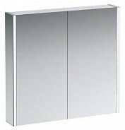 Зеркальный шкаф Laufen Frame25 (4.0850.3.900.144.1) (80 см) с LED подсветкой