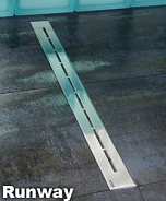 Душевой лоток Ravak Runway (X01390) (950 мм)