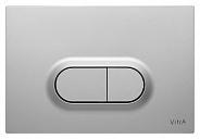 Смывная клавиша Vitra Loop (740-0940) (нержавеющая сталь)