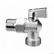 Itap 392 1/2х3/4 кран шаровой угловой для стиральных машин Itap (арт. 26137)