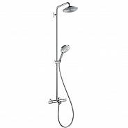 Душевая система Hansgrohe Raindance Select 240 Showerpipe хром (27117000)