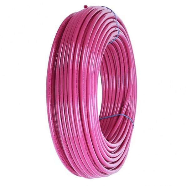 Труба из сшитого полиэтилена Rehau Rautitan Pink 20х2,8 (отрезок 18 метров) (11360521120)