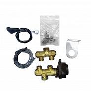 Комплект 3-х  ходового клапана Protherm FUGAS для соединения котла с бойлером (0010027587)