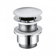 Сифон для раковины донный клапан Kludi E2 Plus, хром (1042805-00)