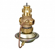 Danfoss (Данфосс) AVQM Клапан регулирующий седельный комбинированный  (003H6757)