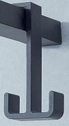 Крючок Jacob Delafon Nouvelle Vague (E9405-BLV) черный