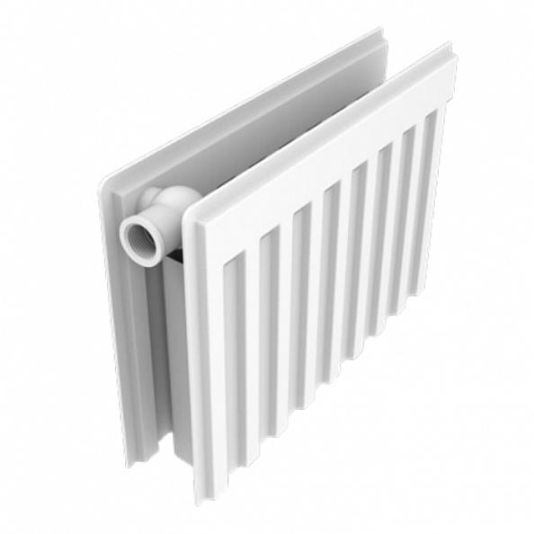 Стальной панельный радиатор SPL CV 21-5-05 (500х500) с нижним подключением